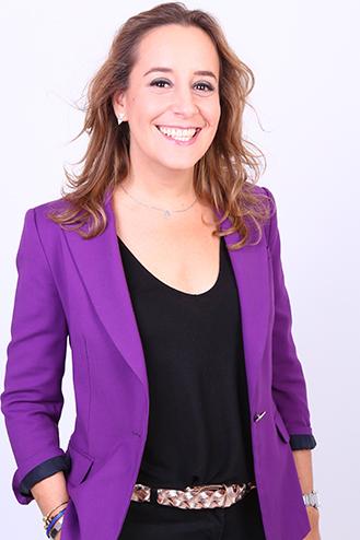 Sabine Judkiewicz, Consultante en image et fondatrice de l'agence CiTiZ Conseil.